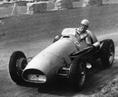 Alberto Ascari on his way to winning the Dutch Grand Prix