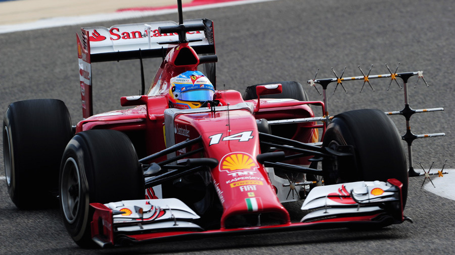 Something missing' from Ferrari F14 T - Fernando Alonso | Ferrari ...