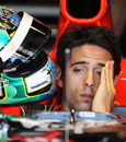 Lucas di Grassi ponders more problems