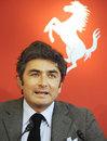 Ferrari's Marco Mattiacci