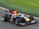 Mark Webber thrilled his home crowd with his practice pace