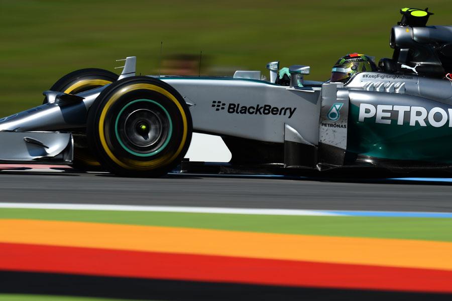 ニコ・ロズベルグ | Formula 1 画像 | ESPN F1
