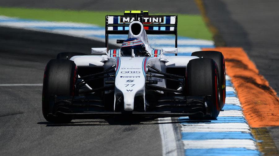 ... に苦戦したボッタス | Formula 1 | F1ニュース | ESPN F1