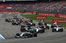 German Grand Prix - Race