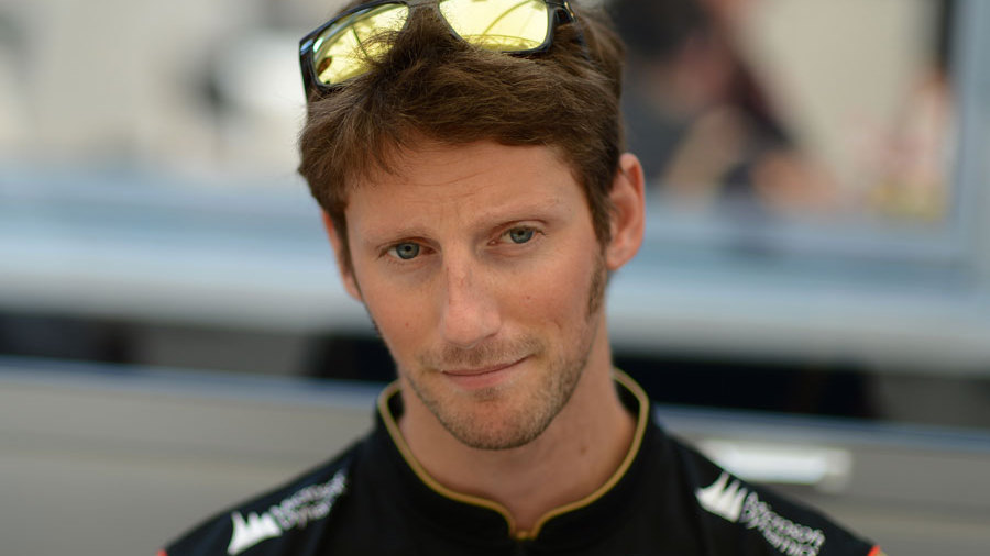 Deal for Grosjean to stay at Lotus 'very close'