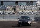 Sebastian Vettel drives a lap of the Sochi Autodrom