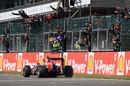 Daniel Ricciardo wins the Belgian Grand Prix