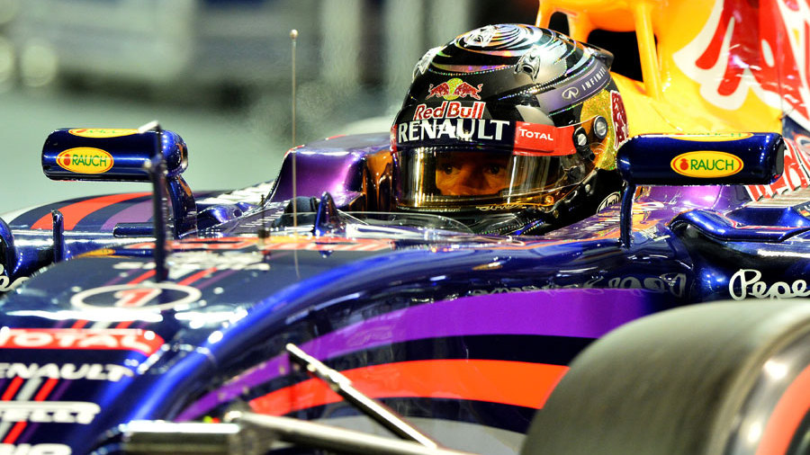 Beating Mercedes to pole was possible - Vettel