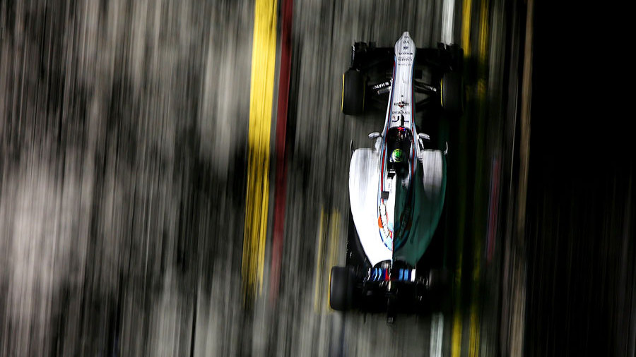 Williams bounces back from Friday issues
