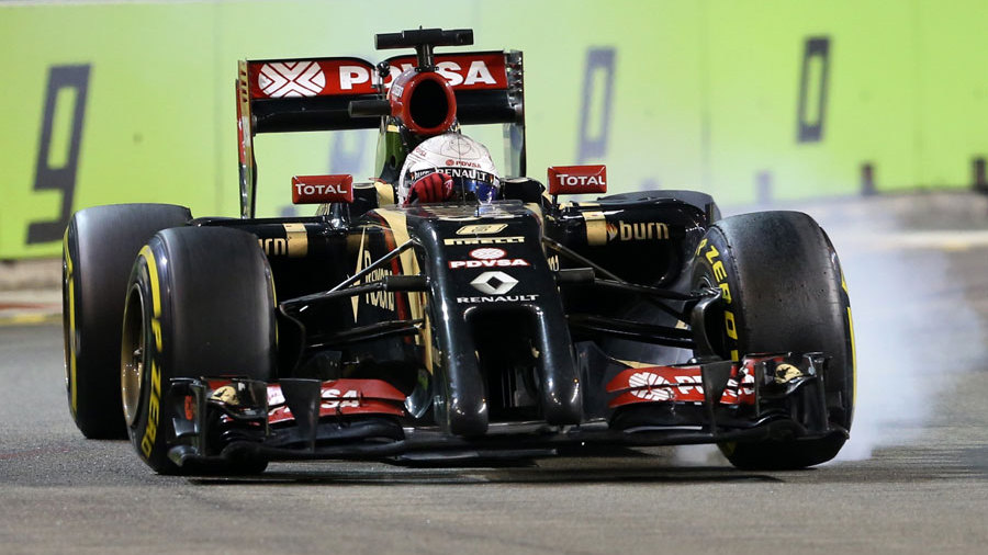 Lotus to test 2015 nose in Austin