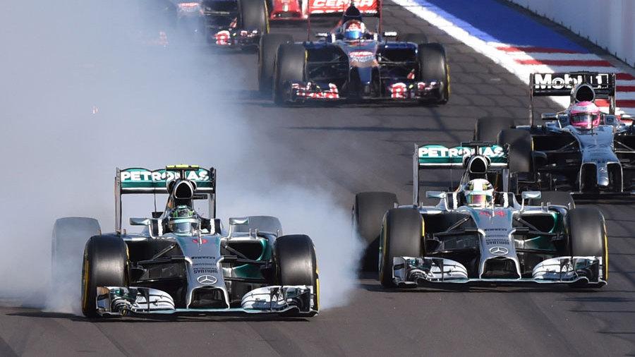 'I messed up today' - Rosberg - Formula 1 news - NewsLocker