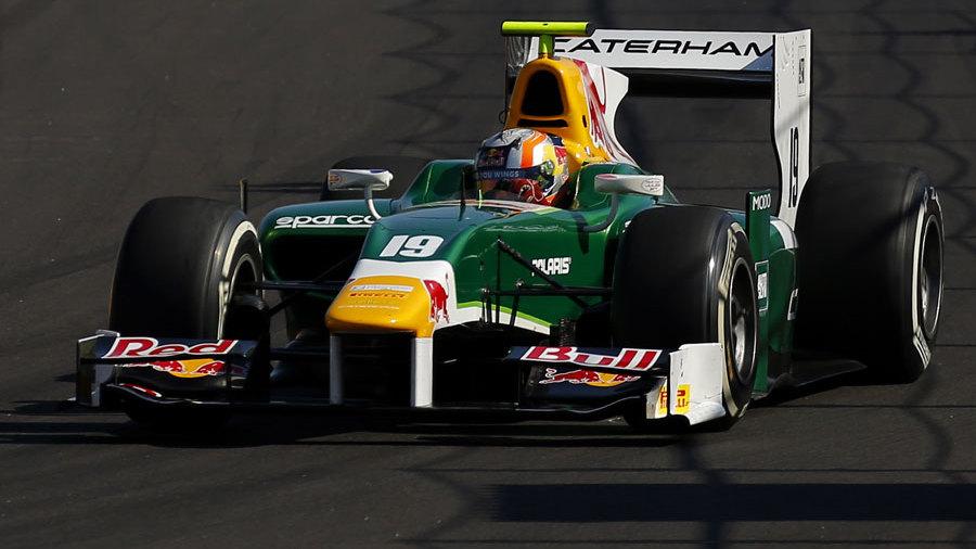 ... team to Status GP | Formula 1 | Formula 1 news, live F1 | ESPN.co.uk