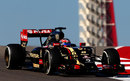 Romain Grosjean tests Lotus' 2015 news during FP1