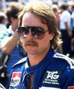 Keke Rosberg in the paddock