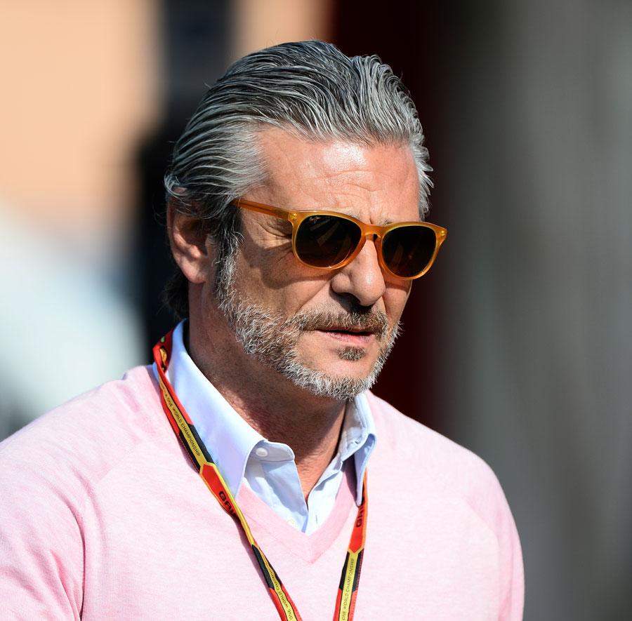 Maurizio Arrivabene F1 Driver Profile Espn Co Uk