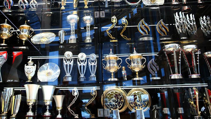 Red Bull Trophies Stolen In Factory Break In Red Bull
