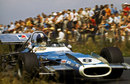 Jean-Pierre Beltoise at the wheel of the Matra