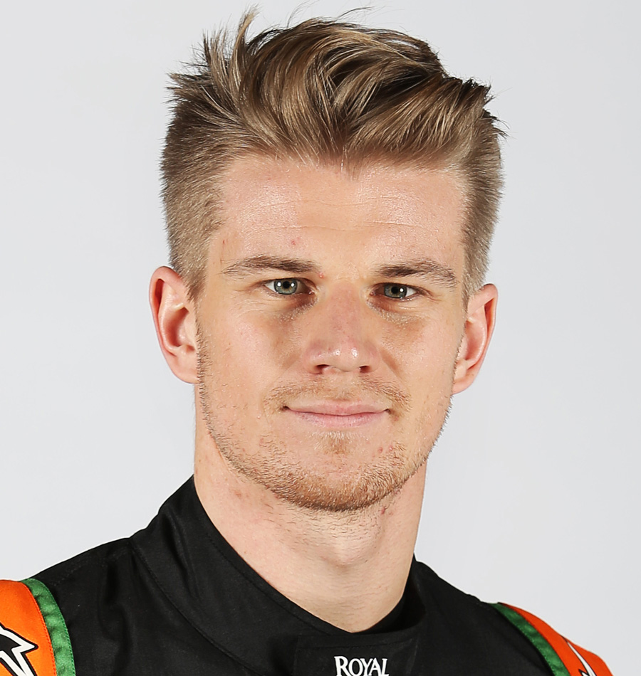 Hulkenberg for profile
