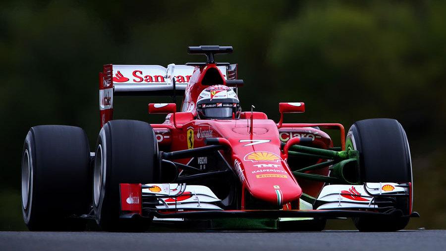 ... 、弱点克服に自信 | Ferrari | F1ニュース | ESPN F1