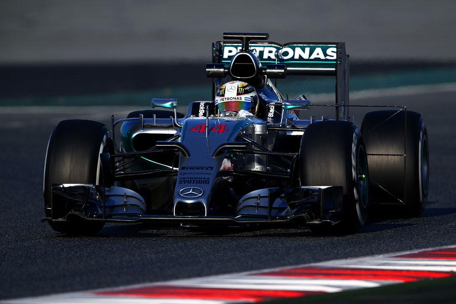 ... をスタートさせたハミルトン | Formula 1 画像 | ESPN F1