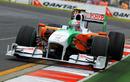 Tonio Liuzzi in the Force India