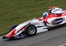 Jolyon Palmer during Formula Two Testing at Snetterton