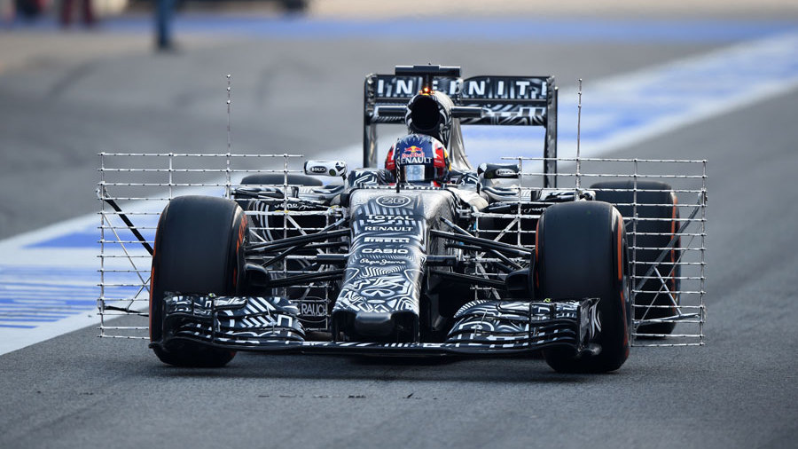Kvyat expecting more to come from Renault