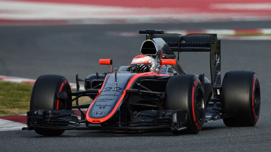 McLaren ced for difficult start to 2015 | McLaren | Formula 1 ...