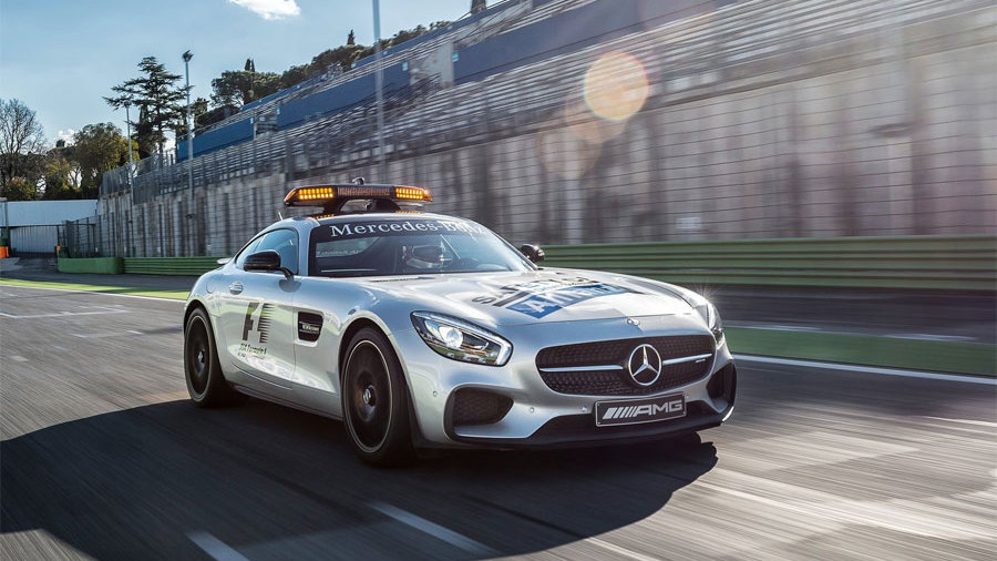 Perfect New Mercedes AMG GT S Safety Car For 2015 | Formula 1 | Formula 1 News,  Live F1 | ESPN.co.uk