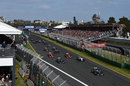A 15-car grid gets the season underway in Melbourne