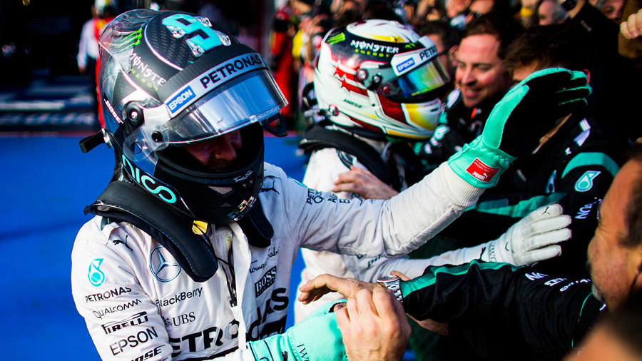 Mercedes should be even more competitive in Malaysia