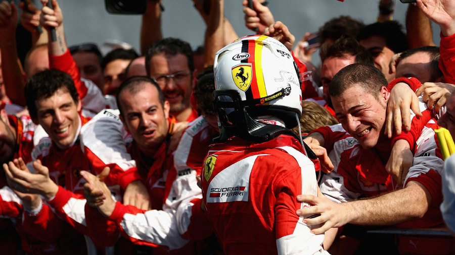 Allison explains Ferrari win and why a repeat will be tough