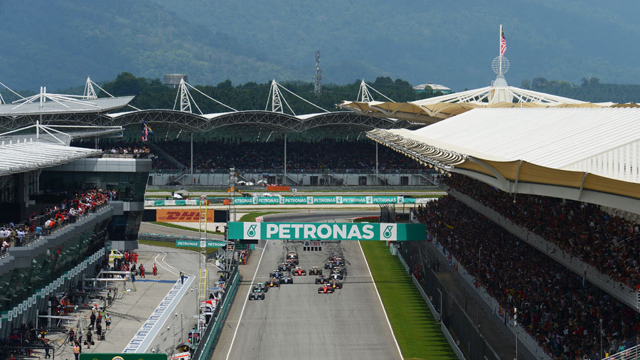 Malaysian Grand Prix extends race contract until 2018