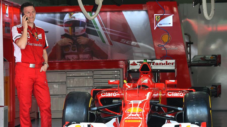 2014 upheaval was crucial for Ferrari future - James Allison