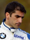 Williams test driver Marc Gene