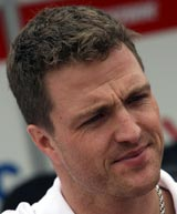 Ralf Schumacher at the Brazillian Grand Prix in 2007