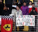 Not everyone is a Ferrari or Fernando Alonso fan
