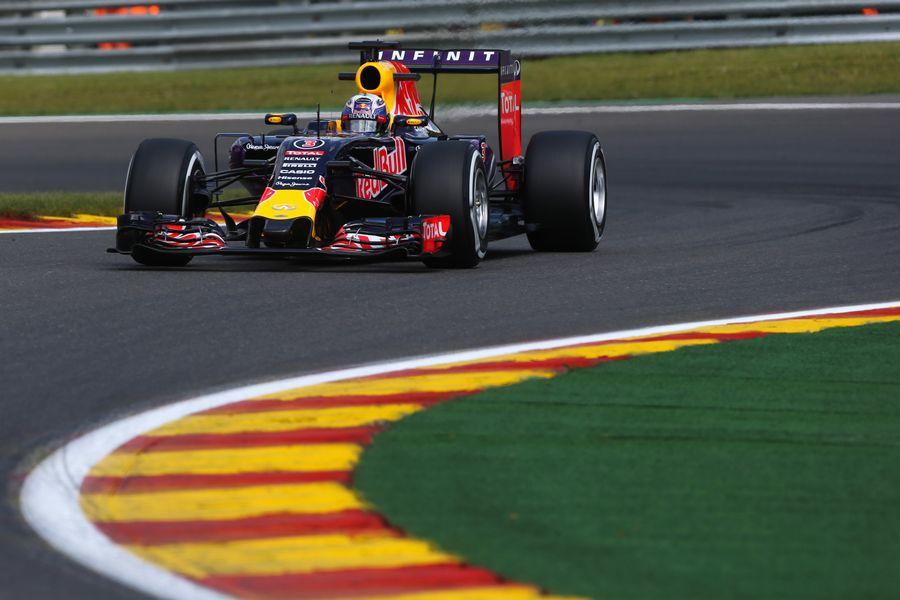 リズムをつかむリカルド | Formula 1 画像 | ESPN F1