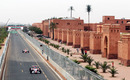 Jolyon Palmer, who leads the  FIA Formula Two Championship, during the qualifying session in Marrakech