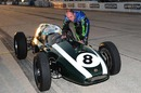David Brabham recreates his father's famous push to the finish line to clinch the title at Sebring in 1959