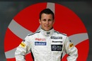 HRT Test and Reserve driver Christian Klien