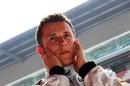 Christian Klien on qualifying Saturday