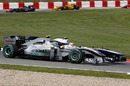 Nico Hulkenberg challenges Nico Rosberg