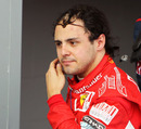 Felipe Massa finished a disappointing sixth