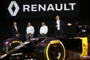 Groupe Renault Chairman and CEO Carlos Ghosn reveals Renault's complete motorsport plan