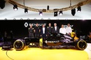 Renault launches comprehensive motor sport program with its drivers Kevin Magnussen, Jolyon Palmer and Esteban Ocon