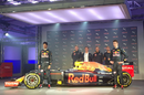 Red Bull unveils livery for 2016