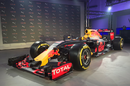 Red Bull unveils the RB12 livery in London