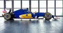 Sauber launches its 2016 challenger C35