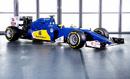 Sauber reveals its 2016 car C35